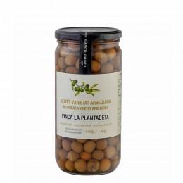 Olives Arbequines Plantadeta 500gr