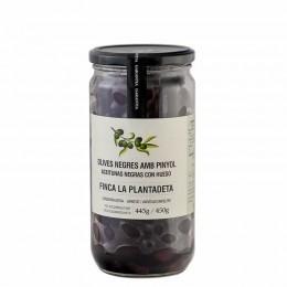 Aceitunas Negras Plantadeta 500gr